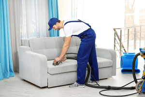 Upholstery Cleaning MI